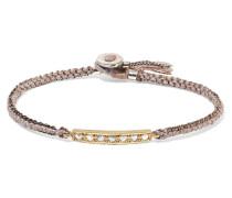 Armband aus 14 Karat  und Sterlingsilber