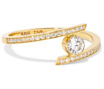 Grand Amour Ring aus 18 Karat  mit Diamanten