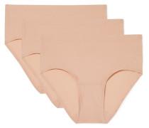 Soft Stretch Set aus Drei Höschen aus Jersey