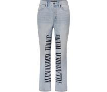 Cult Hoch Sitzende Jeans