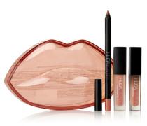 Demi Matte Lip Kit – Venus & Day Slayer – Set aus Lipliner und Flüssigen Lippenstiften