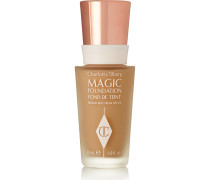 Magic Foundation Flawless Long-lasting Coverage Spf15 – Shade 7, 30 Ml – Foundation