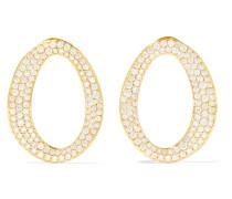 Cherish Ohrringe aus 18 Karat  mit Diamanten