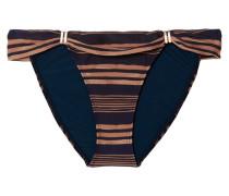 Isabela Bia Gestreiftes Bikini-höschen