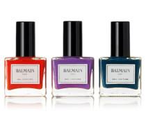 Nail Couture Gift Set – 2 – Geschenkset aus Drei Nagellacken
