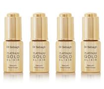Platinum Gold Elixir, 4 X 10 Ml – Set aus Seren