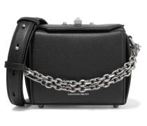 Box Bag 16 Schultertasche aus Strukturiertem Leder