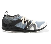 Crazytrain Pro Sneakers aus Mesh und Stretch-strick