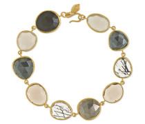 Armband aus 18 karat  mit Mehreren Steinen