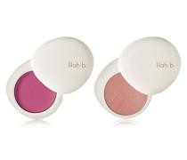 Divine Duo™ Lip & Cheek – B.sassy & B.dazzling – Set aus Lippen- und Wangenfarbe