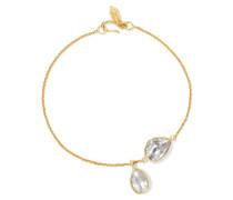 Armband aus 18 Karat  mit einem Diamanten