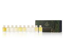 Ultimate Wellbeing Bath & Shower Oil Collection, 10 X 9 Ml – Set aus Dusch- und Badeölen