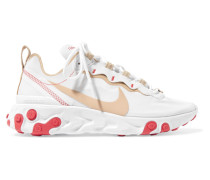 React Element 55 Sneakers aus Neopren und Mesh