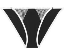 Net Höschen aus Stretch-jersey