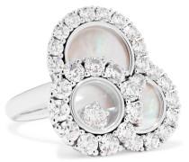 Happy Diamonds aus 18 Karat ,