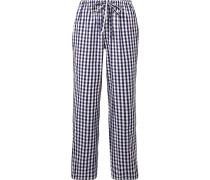 Marina Pyjama-hose aus Baumwolle