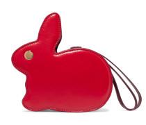 Bunny Clutch aus Leder