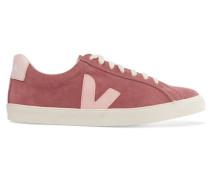 Esplar Sneakers aus Veloursleder