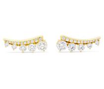 Prive Luxe Ohrringe aus 18 Karat  mit Diamanten