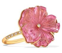 Blossom Ring aus 18 Karat Gold