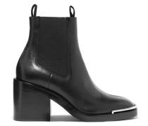 Hailey Ankle Boots aus Leder