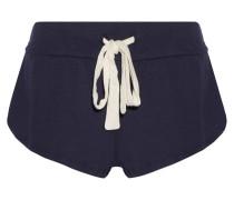 Heather Pyjama-shorts aus Jersey