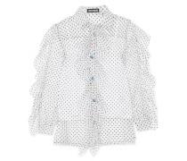 Hemd aus Tüll