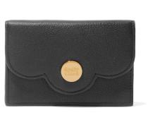 Polina Portemonnaie aus Strukturiertem Leder