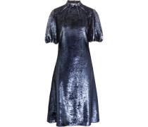 Paillettenverziertes Kleid aus Tüll