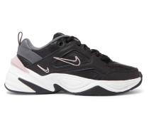 M2k Tekno Sneakers aus Leder und Mesh