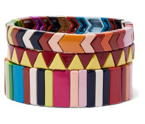 Picnic Blanket Set aus Drei Armbändern