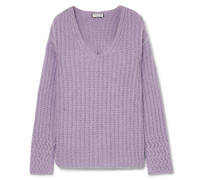 Joris Oversized-pullover aus Rippstrick