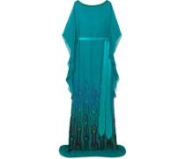 Verzierte Robe aus Chiffon