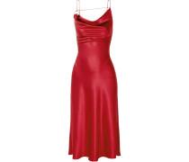 Ruby Kleid aus Seiden-charmeuse