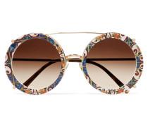 Wandelbare farbene Sonnenbrille
