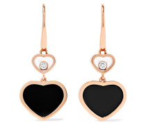 Happy Hearts Ohrringe aus 18 Karat