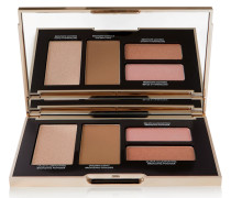 Take It To Glow Highlight And Bronzing Powder Palette – Puderpalette