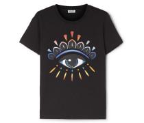 Gradient Eye T-shirt aus Bedrucktem Baumwoll-jersey