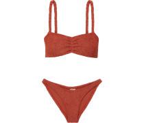 Trina Bikini aus Seersucker