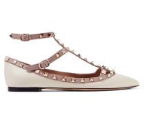 Garavani Rockstud Flache Schuhe