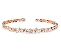 Armspange aus 18 Karat  mit Einem Diamanten