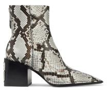 Parker Ankle Boots aus Leder