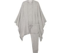 Pyjama aus einer Mischung aus Wolle, Modal und Kaschmir