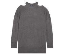 Canarise Pullover aus Stretch-strick