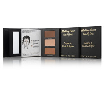 The Making Faces Beauty Book – Set aus Drei Make-up-paletten