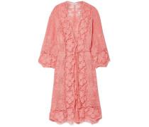 Mia Kimono aus Gehäkelter Baumwollspitze
