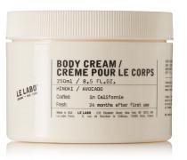 Body Cream, 250 Ml – Körpercreme