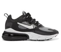 Air Max 270 React Sneakers aus Neopren und Kunstleder