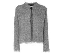 Shavani Jacke aus Bouclé aus einer Baumwollmischung