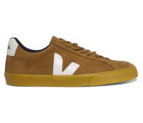 + Net Sustain Esplar Sneakers aus Veloursleder
